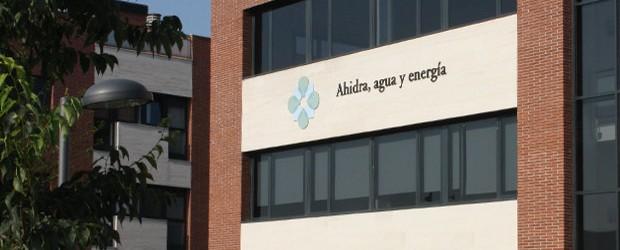 Ahidra - Sede de la empresa de gestión de residuos