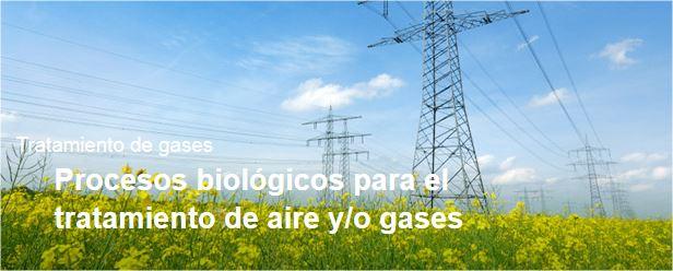Tratamiento de gases